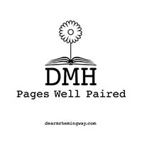 Pages well placed logo